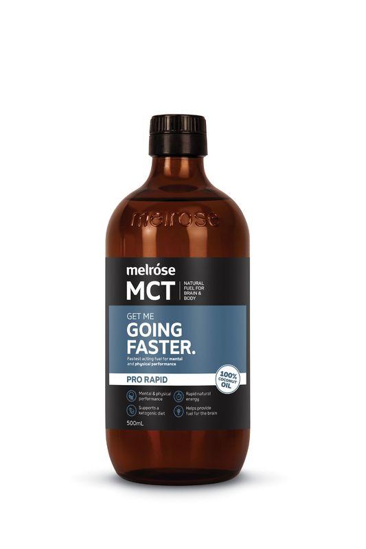 Melrose Pro Rapid MCT Oil (500ml)