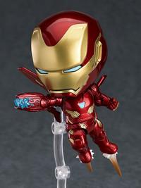 Nendoroid Iron Man Mark 50: Infinit - Articulated Figure