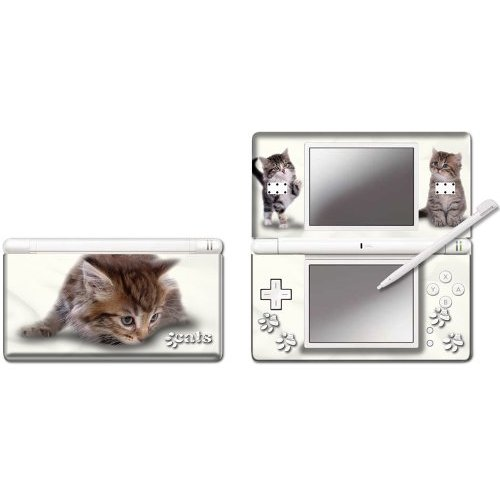 Nintendo DS Lite Modding Skin - Kitten for Nintendo DS image