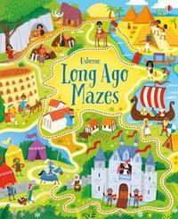 Long Ago Mazes by Sam Smith