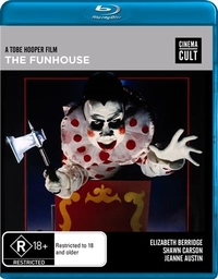 The Funhouse on Blu-ray