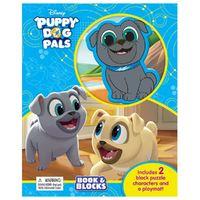 Puppy Dog Pals – Book & Blocks
