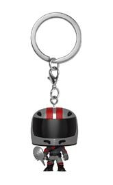 Fortnite - Burnout Pop! Keychain