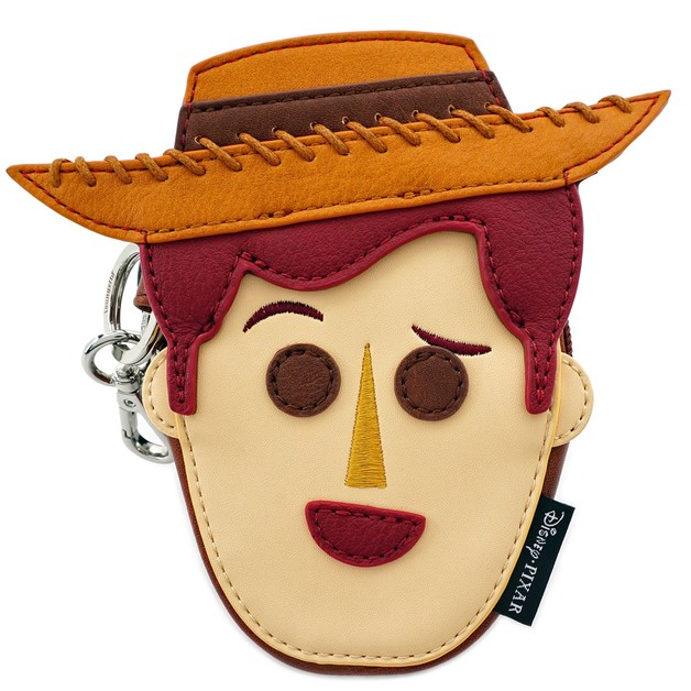 Loungefly: Toy Story - Woody Coin Bag