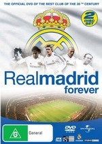 Realmadrid Forever (2 Disc Set) on DVD