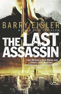 The Last Assassin by Barry Eisler image