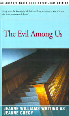 The Evil Among Us by Jeanne Williams image