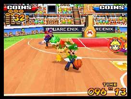 Mario Hoops 3-on-3 for Nintendo DS image
