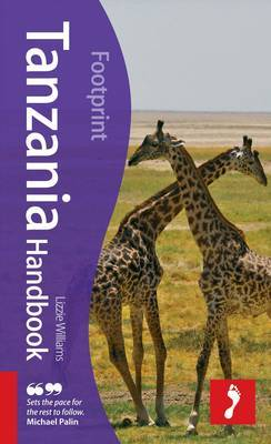Tanzania Handbook by Lizzie Williams image