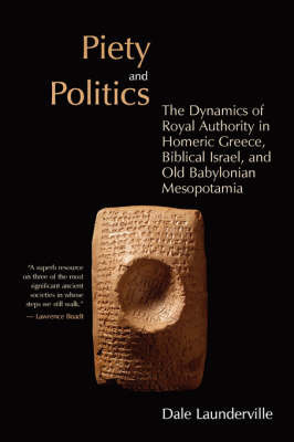 Piety and Politics by Dale Launderville
