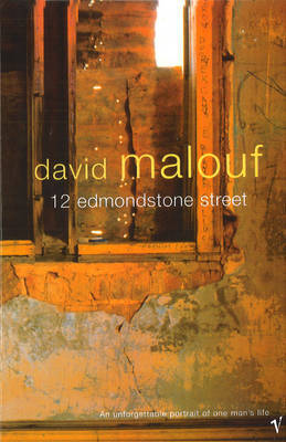12 Edmondstone Street by David Malouf