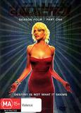Battlestar Galactica - Season 4: Part 1 (4 Disc Slimline Set) on DVD