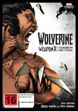 Wolverine: Weapon X - Marvel Knights on DVD