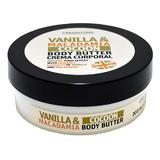 Creightons - Vanilla & Macadamia Body Butter (200ml)