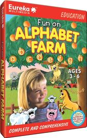 Eureka Fun on Alphabet Farm (Age 3-6) for PC Games