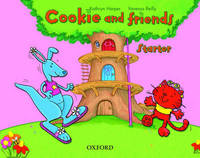 Cookie and Friends: Starter: Classbook by Kathryn Harper