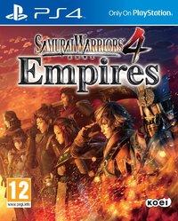 Samurai Warriors 4: Empires for PS4