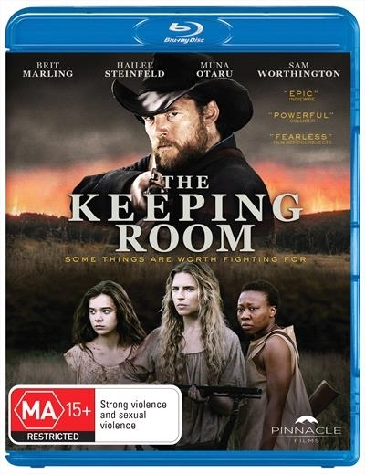 The Keeping Room on Blu-ray image