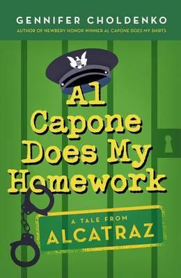 Al Capone Does My Homework by Gennifer Choldenko