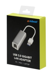 mbeat: USB 3.0 Gigabit LAN Adaptor for PC and MAC