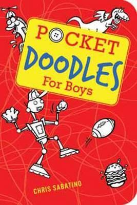 Pocket Doodles for Boys by Chris Sabatino