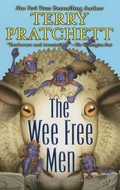 The Wee Free Men (Discworld 30 - Tiffany Aching) (US Ed.) by Terry Pratchett