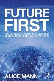 Future First by Alice Mann