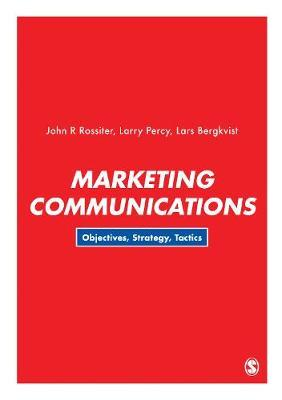 Marketing Communications by Larry Percy