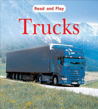 Read and Play: Trucks by Jim Pipe image