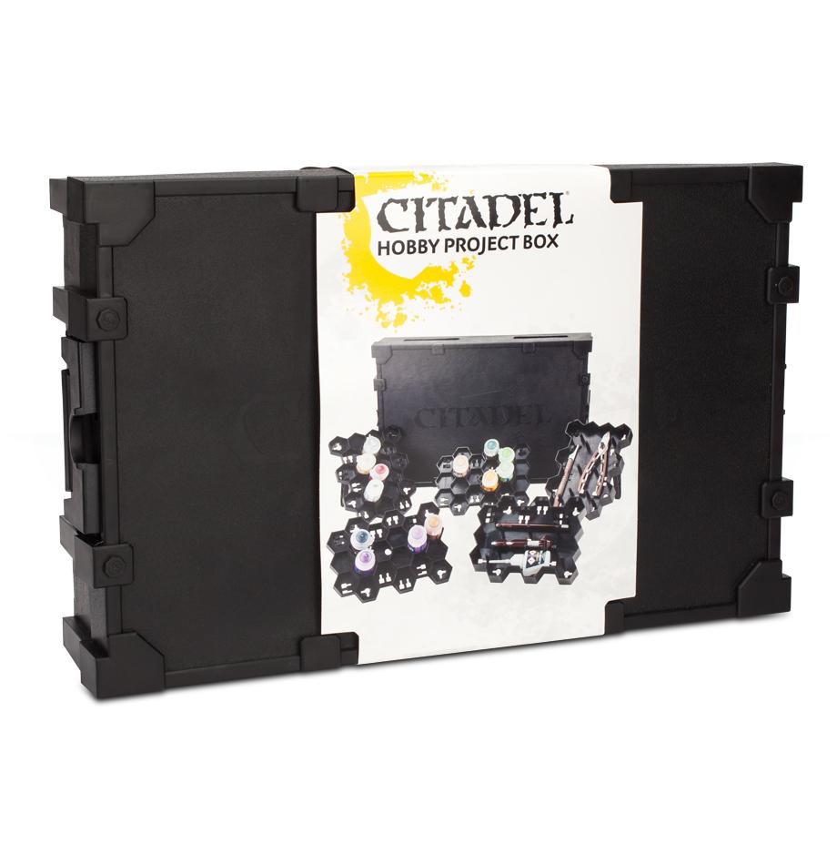 Citadel Hobby Project Box image