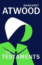 The Testaments by Margaret Atwood image