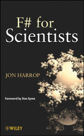 F# for Scientists by Jon Harrop image