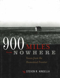 900 Miles from Nowhere by Steven R. Kinsella image