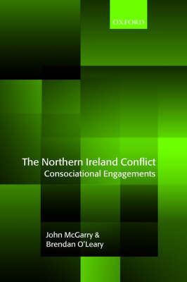 The Northern Ireland Conflict by John McGarry image