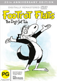 Footrot Flats The Dog's Tale (Re-Mastered) DVD