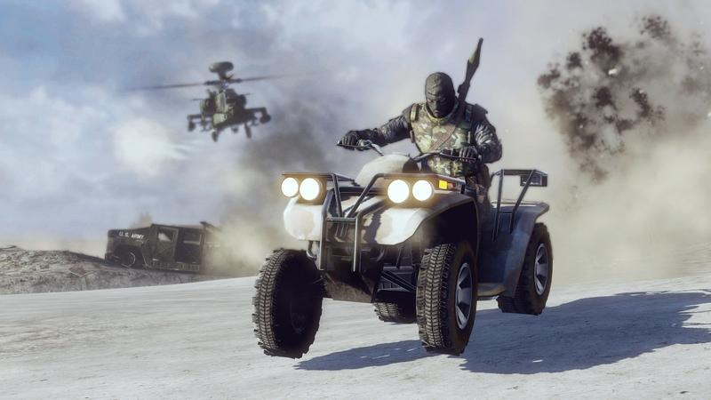 Battlefield: Bad Company 2 for PC Games image