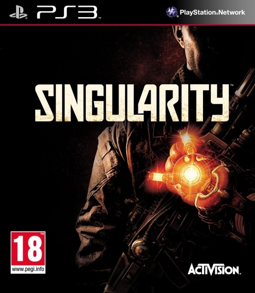 Singularity for PS3 image