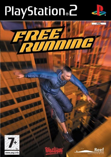 Free Running for PlayStation 2