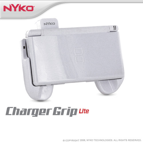 Nyko Charger Grip lite for Nintendo DS