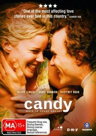 Candy on DVD