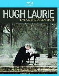 Hugh Laurie - Live on the Queen Mary on Blu-ray