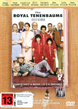 The Royal Tenenbaums on DVD
