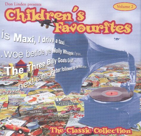 Don Linden Presents: Children's Favourites Volume 2 by Don Linden image