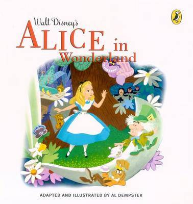 Walt Disney's Alice in Wonderland by Walt Disney