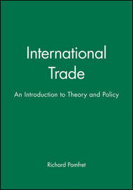 International Trade by Richard Pomfret image