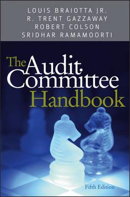 The Audit Committee Handbook by Louis Braiotta image