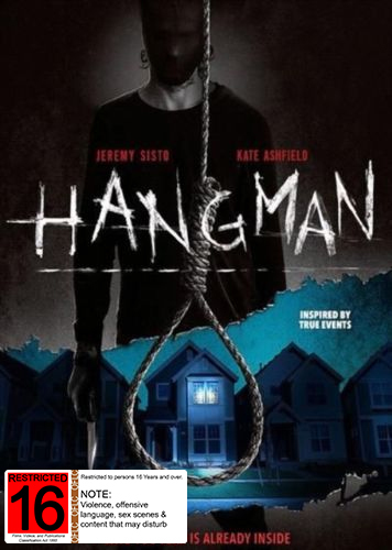 Hangman on DVD image