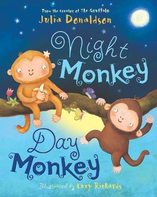 Night Monkey, Day Monkey by Julia Donaldson image