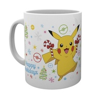 Pokemon: Xmas Pikachu Ceramic Mug (300ml)