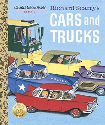 LGB Richard Scarry's Cars And Trucks by Richard Scarry